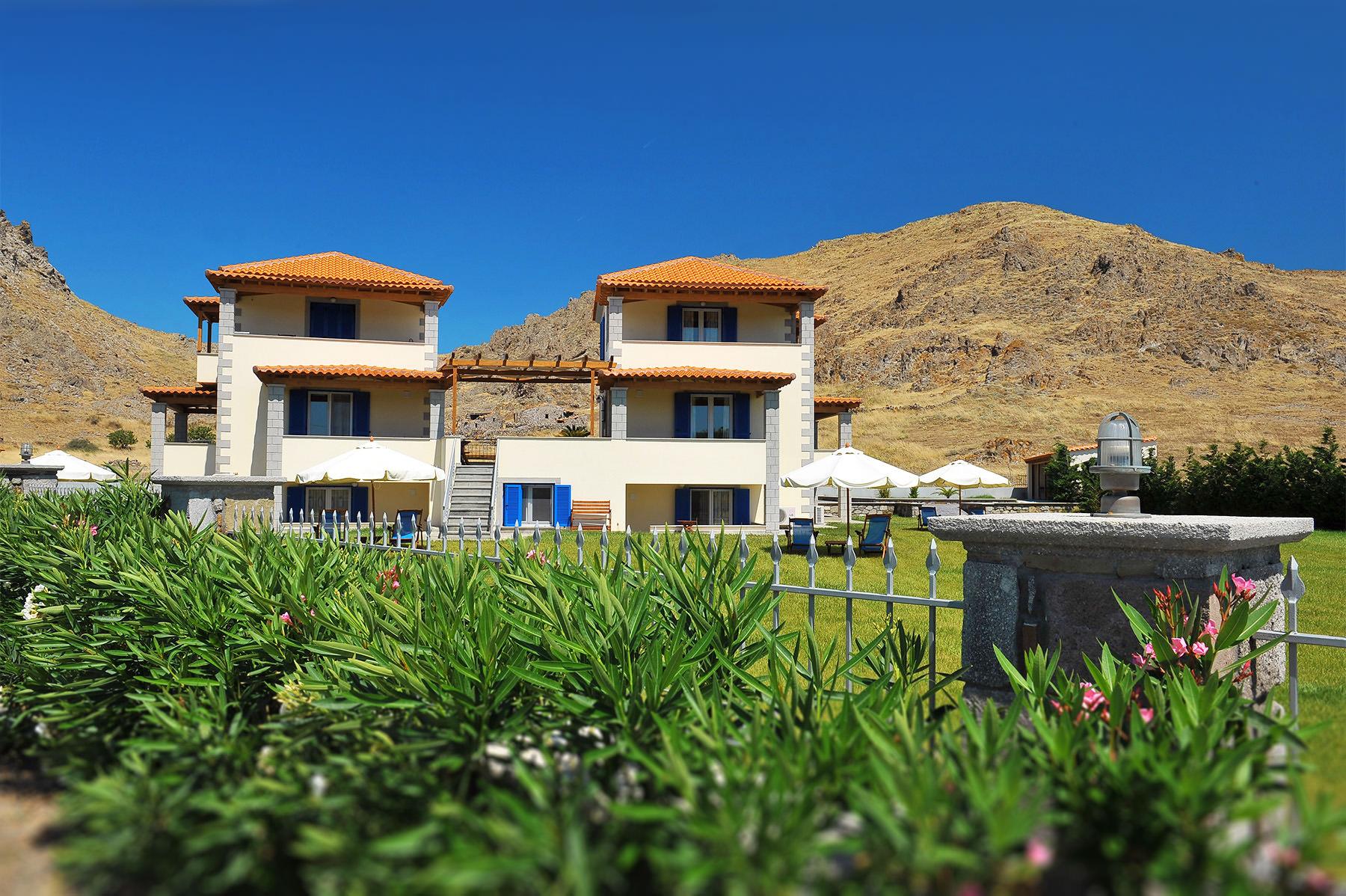 Limnos Apartments & Houses | Αρμονία Λήμνος | Ξενοδοχείο Αρμονία 2